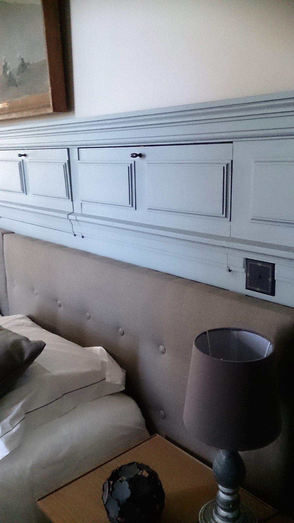 Réaménagement d\'une chambre rustique avec le moderne - Un Hangar en ...
