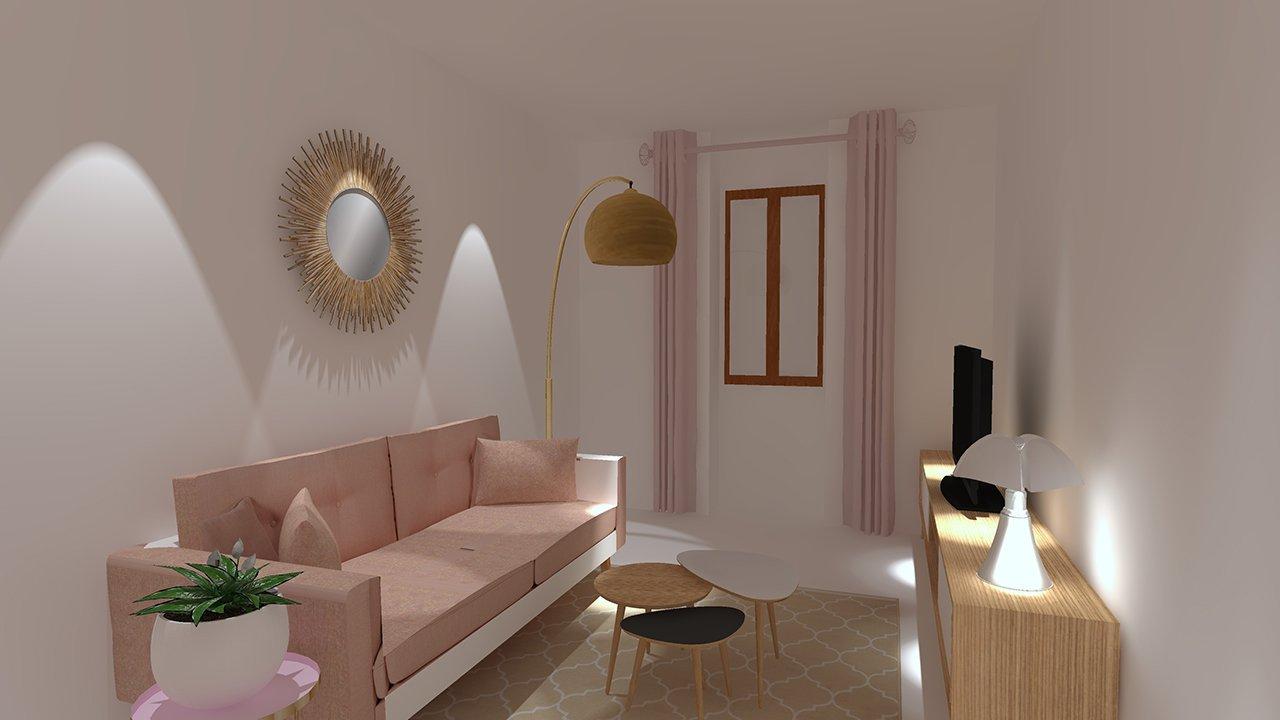 un hangar en provence conseil d coration conciergerie avignon. Black Bedroom Furniture Sets. Home Design Ideas